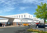 Local commercial Poitiers rocade ouest 200 m2