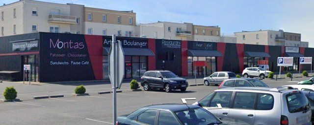 Local commercial de 100 m² neuf