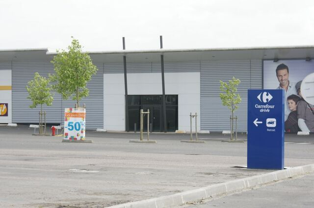 Local commercial à vendre 471 m² - BRESSUIRE (79) en retail park